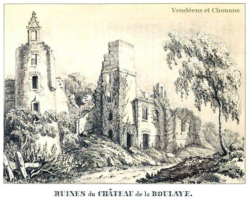 La Boulaye Monbail