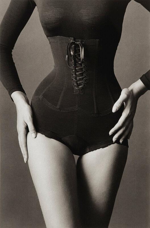 Jeanloup Sieff - 'LINGERIE', NEW YORK, 19620