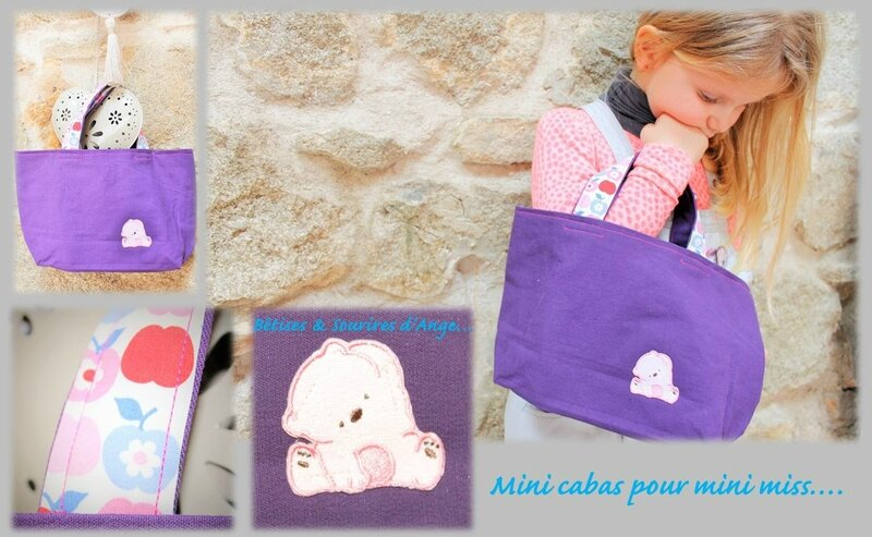 CABAS MINI MISS
