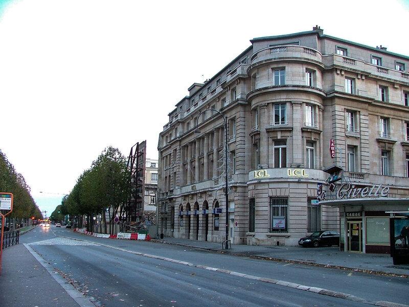 Le Havre boulevard de strasbourg