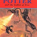 J k rowling, harry potter and the goblet of fire (tome 4)