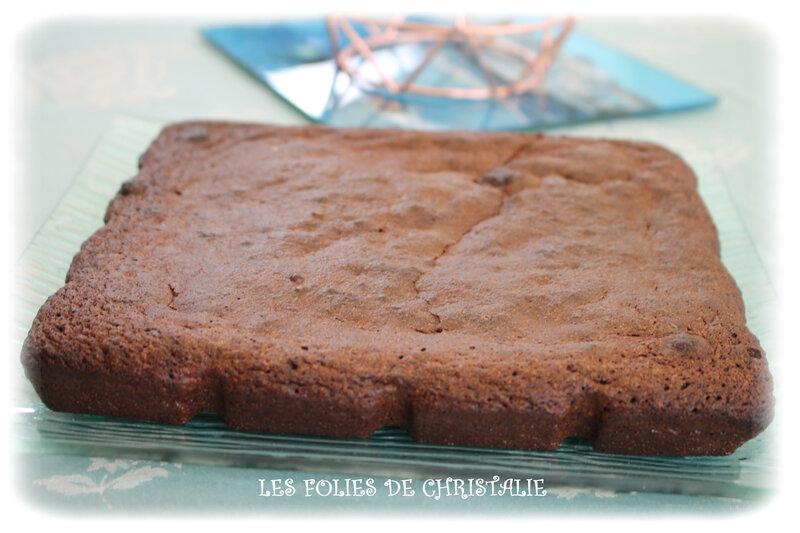Brownies ferrero 1