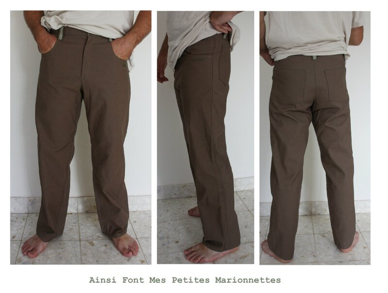 pantalon beige charly 6