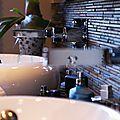 Se lavé ou se détendre la salle de bain un endroit ou la pensée est la plus présente ...