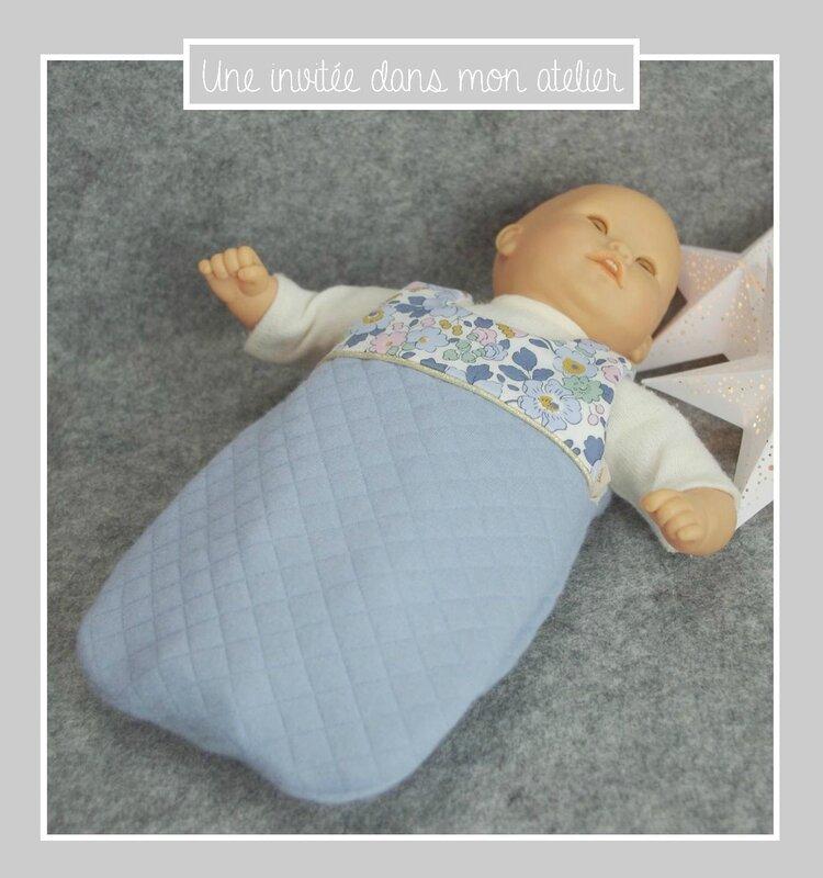turbulette-poupée-30cm-Liberty-betsy-denim-une invitée dans mon atelier