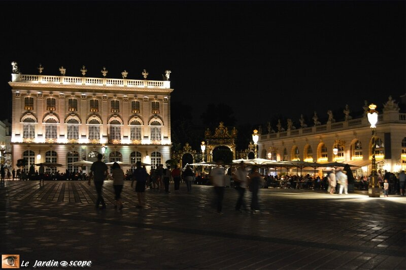 Nancy - La Place Stanislas