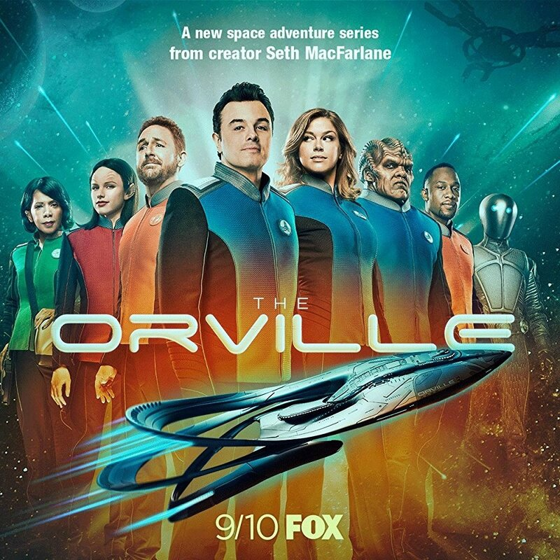 The Orville_affiche