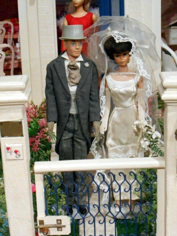 le musée de la poupée de Wambrechie s'installe à Lamorlaye