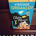 J'ai lu : chère mamie de virginie grimaldi