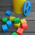 Ancien jeu de forme fisher price