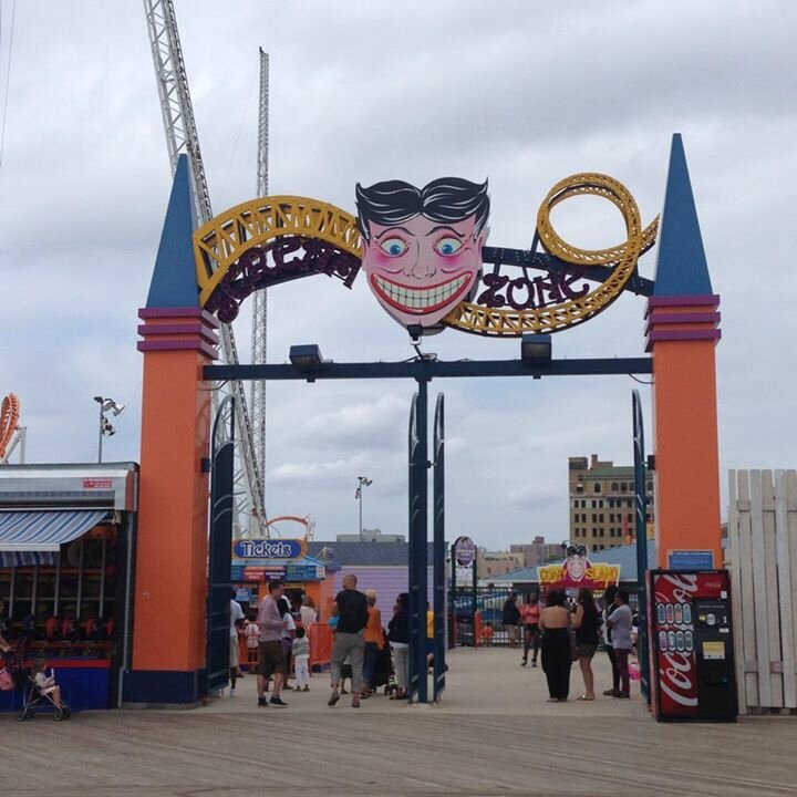 fête forraine coney island