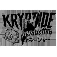 Kryptide logo pour site sans fond
