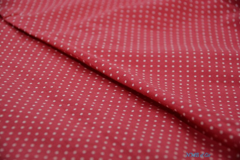rouge plis