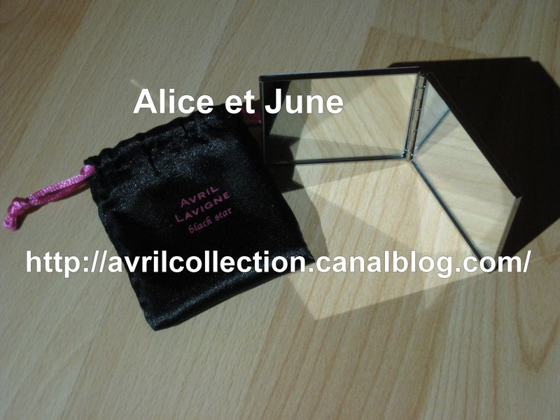 Black Star Product - Miroir Promotionnel