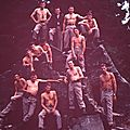 safari Photos à Goslar 08-1971 Un Groupe du PEG 71/06