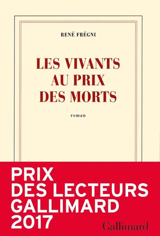 couv Frégni+bande Prix des lecteurs Gallimard
