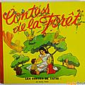 Livre collection ... contes de la forêt (1954) * contes de tatie