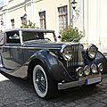 JAGUAR Mark IV 3 1/2 Litre drophead coupé 1948 Ludwigsburg (1)