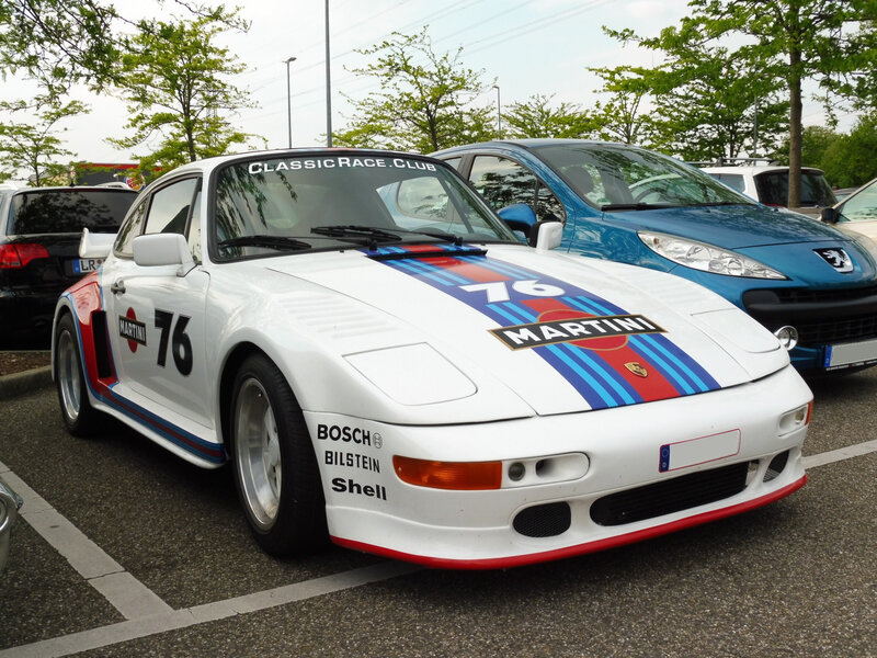 PORSCHE 911 Slantnose Offenbourg (1)