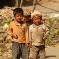 Randonnee dans les villages autour de Xiding