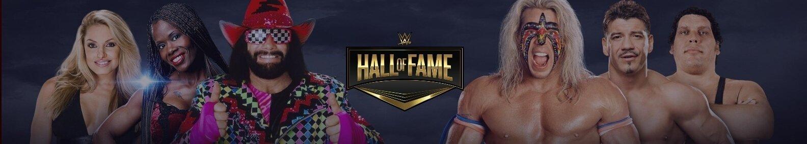 WWE HALL OF FAME 2020 : Les Têtes d'affiche sont connues !