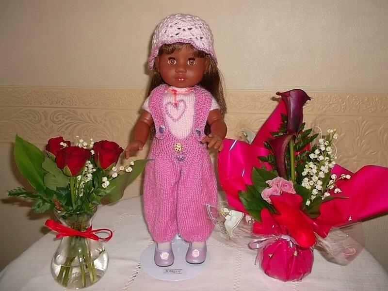 Margot & ces jolis bouquets de muguet