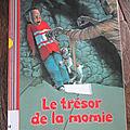 Le trésor de la momie