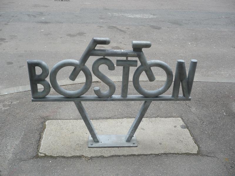 Pour attacher son vélo...