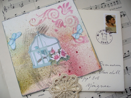 Mailart de Chantal 61 003