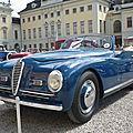 Alfa romeo 6c 2500 super sport cabriolet 1947