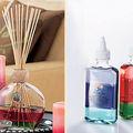 Bâtonnets de fragrance tricolores