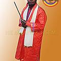 Kongo dieto 4276 : le seigneur sabaote le commandant en chef de l'armee celeste est venu remettre le pouvoir aux bakongo