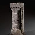 Brique architecturale, chine, dynastie han, 206 bce – 220 ce