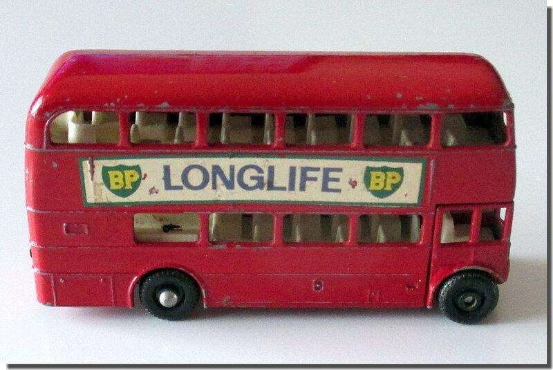 Routemaster London Bus 05 D 4