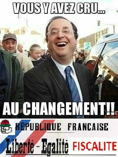 Hollande Fiscalite