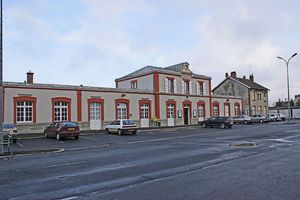 gare Avranches 2011 sncf place