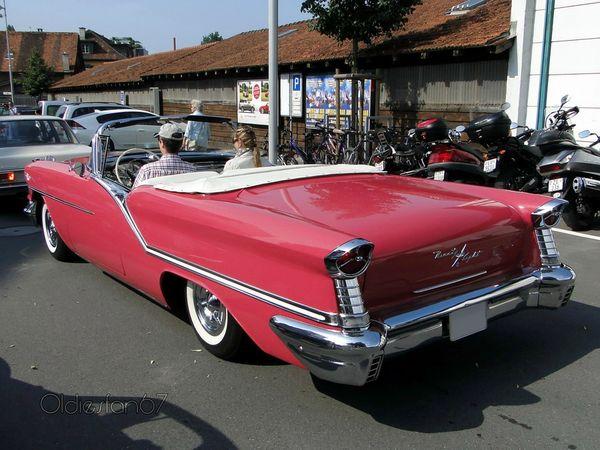 oldsmobile starfire 98 convertible 1957 4