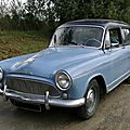Simca aronde p60 ranch
