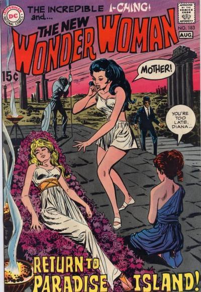 wonder woman V1 183