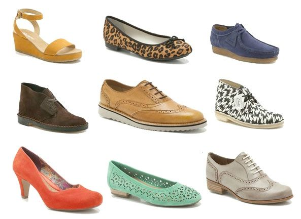 Clarks-shoes