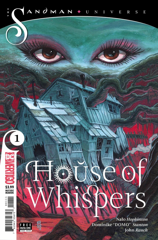 sandman universe house of whispers 01