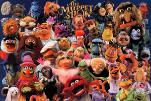 The_Muppets_Full_Cast