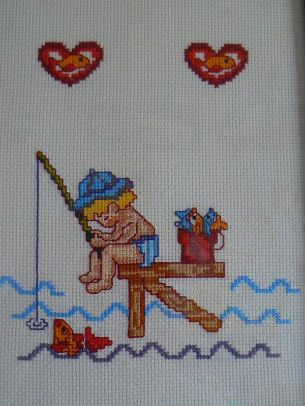 Petit Pêcheur Endormi