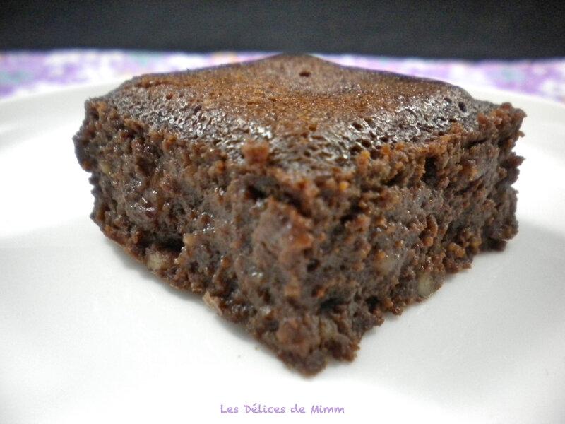 Brownie fondant aux noix de pécan 5