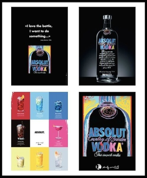 absolut vodka andy warhol 3