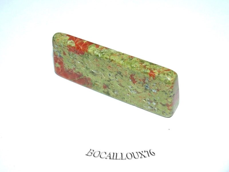 Porte COUTEAU UNAKITE 6 - 42x17x8mm - Art de la TABLE
