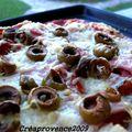la pizzaïola, c'est moi !