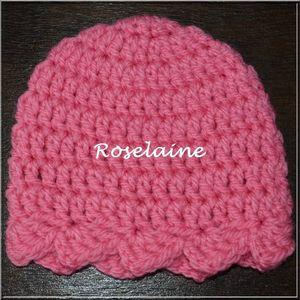 Roselaine237 Bonnet Bébé