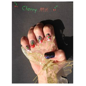 concours Cherry Nail
