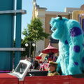 la parade des Disney Studios : Monster & Cie - Sully